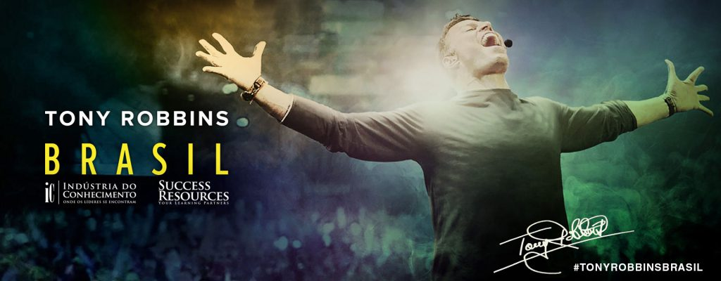 Tony Robbins – Despertando o Gigante