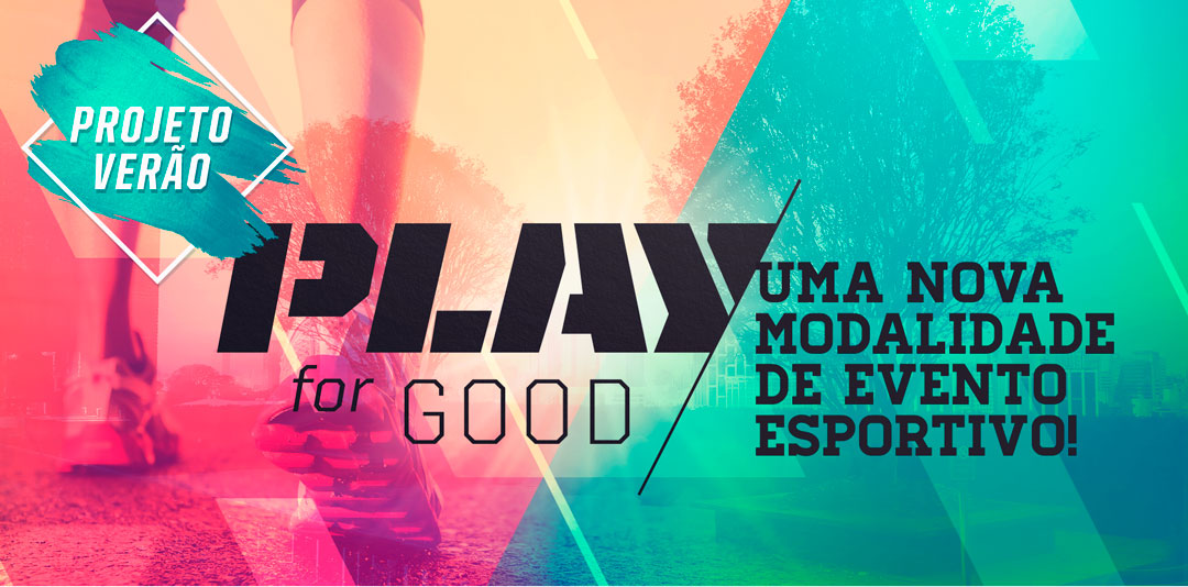 Play For Good Banner Header